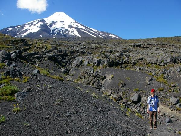 Through Volcano Valleys To National Parks Chile Shell