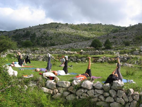 French Riviera yoga vacations