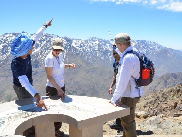 Trekking in Morocco, Toubkal and Berber valleys