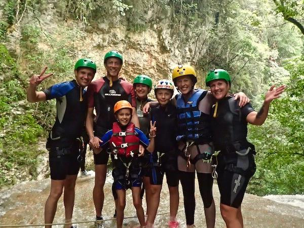 Dominican Republic family adventure vacation
