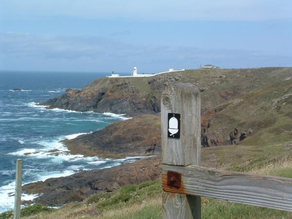 South West Coastal Path walking vacation, England