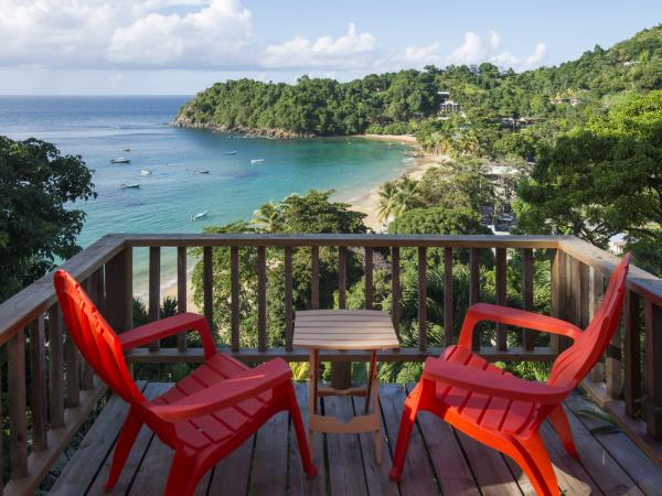 Tobago beach accommodation