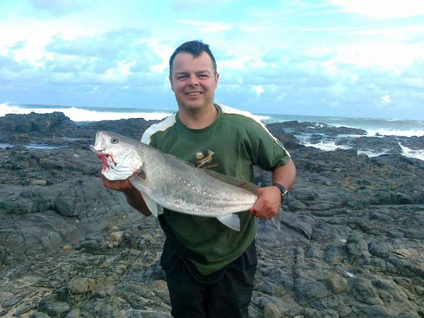 South Africa fishing vacations