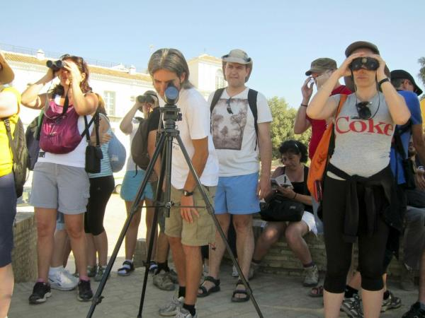 Birdwatching vacation in Andalucia, Spain