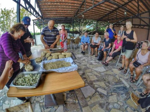 Northern Cyprus small group hiking vacation