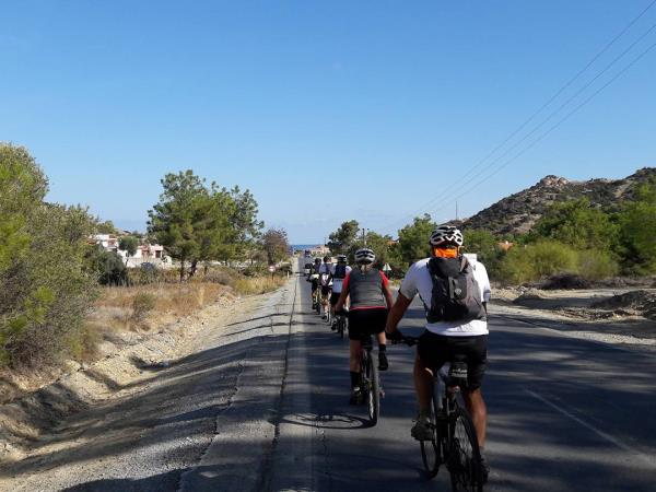 Northern Cyprus self guided biking vacation