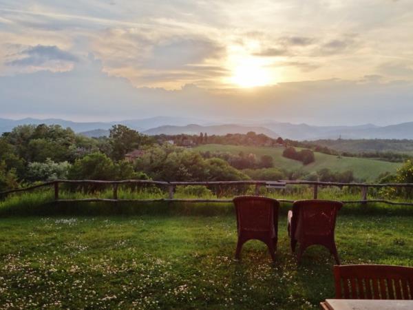 Umbria farmhouse B&B, Italy
