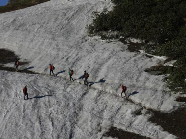 Manali trekking tour, foot hills of Himalaya