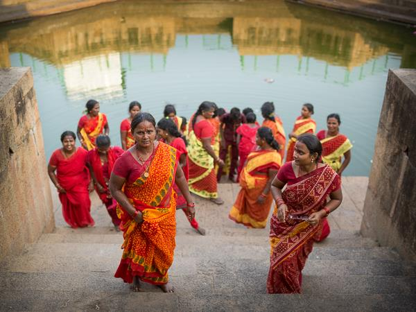 Photography vacation in southern India