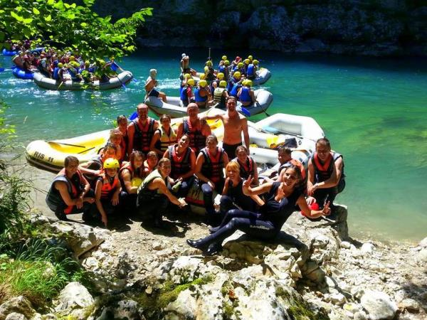 Montenegro activity vacation, small group