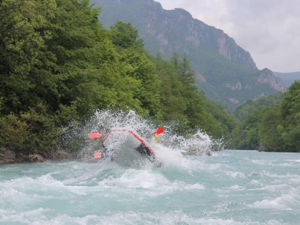 Montenegro river rafting vacation