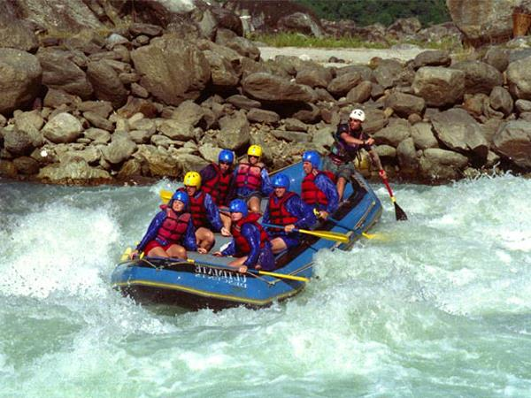 Nepal wildlife safari and rafting vacation