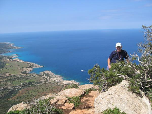 Rural Cyprus self-guided hiking vacation