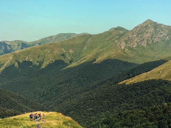Bulgaria self guided hiking vacation