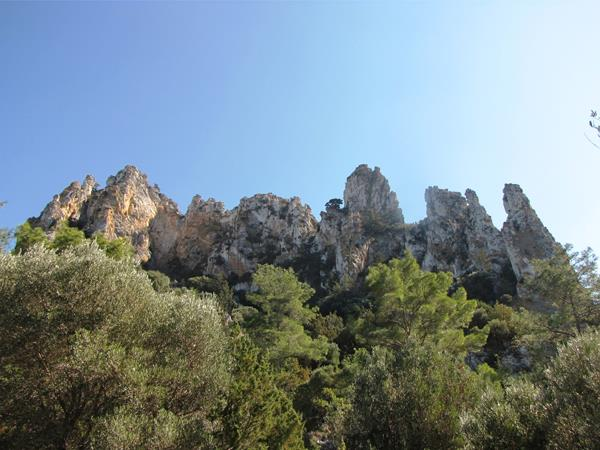 North Cyprus hiking vacation