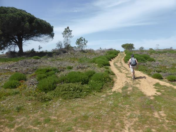 Portugal hiking holiday, highlights of Rota Vicentina