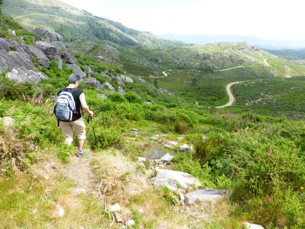 Northern Portugal self-guided hiking vacation