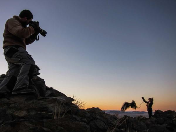 Eagle Hunters of Mongolia photography tour