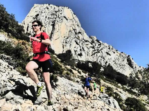 Trail and mountain running holiday in Spain