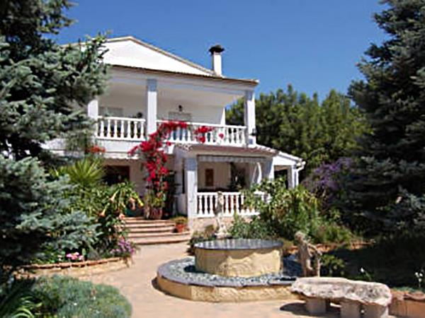 Rural holiday villa in Valencia Region, Spain