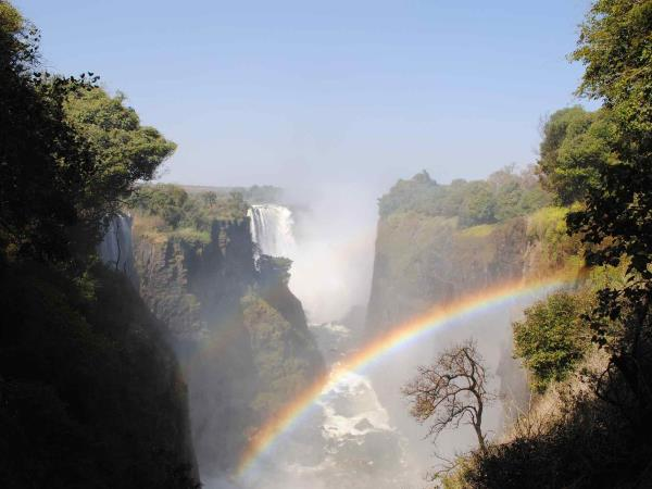 Windhoek to Victoria Falls self drive tour