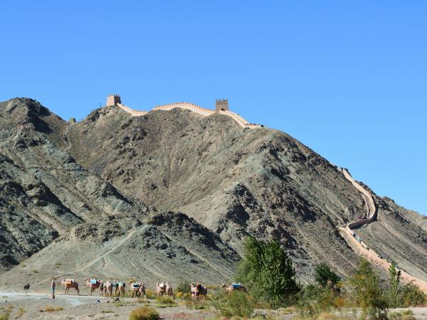 Silk Road hiking tour