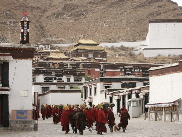 Tibet 6 days sightseeing tour