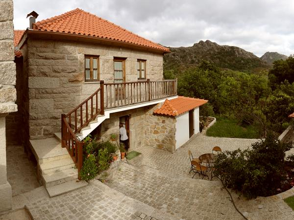North Portugal eco lodge accommodation