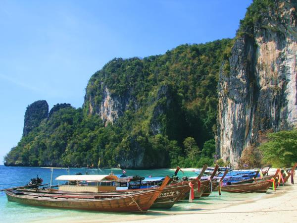 Southern Thailand adventure vacation