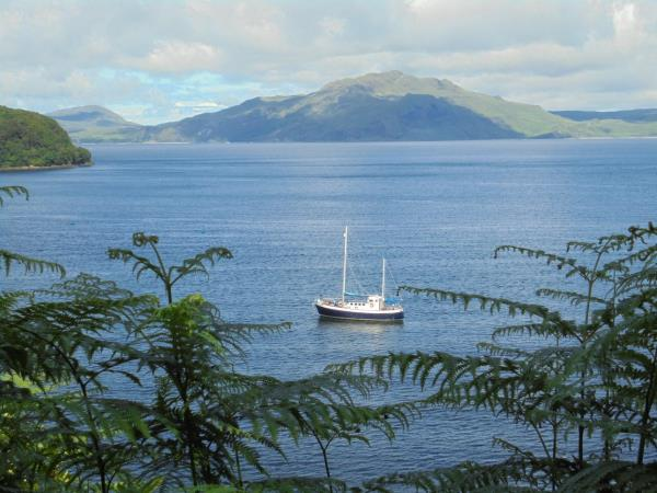 Scottish cruise, castles and sea lochs