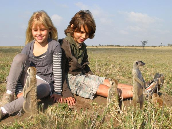 Botswana family adventure