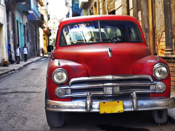 Cuba small group vacation, 9 days