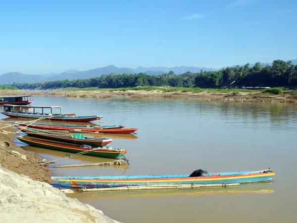 Cambodia, Laos and Thailand, following the Mekong River
