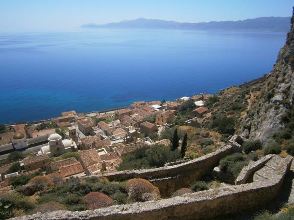 Peloponnese highlights tour, 8 days