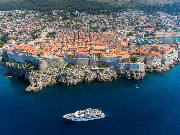 Luxury Dubrovnik cruise, Croatia