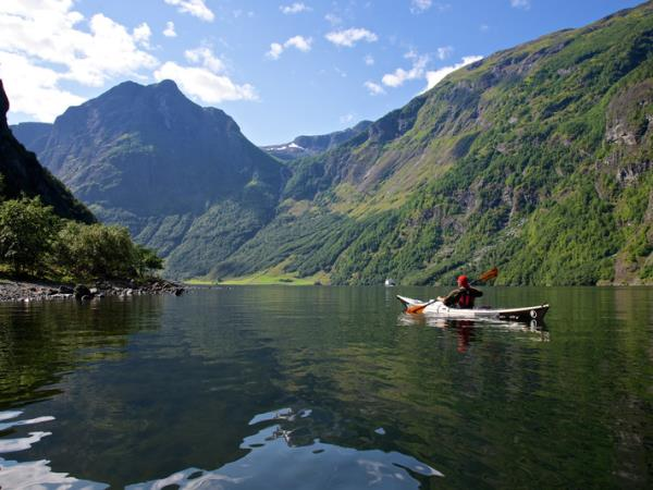Fjords of Norway activity vacation