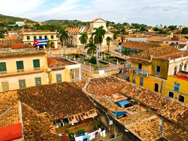 Cuba group tour, eastern highlights