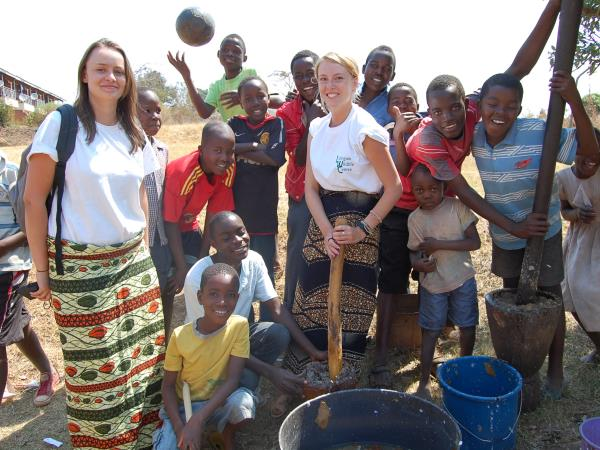 Malawi volunteering vacation