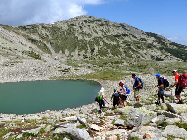 Bulgaria trekking vacation, guided