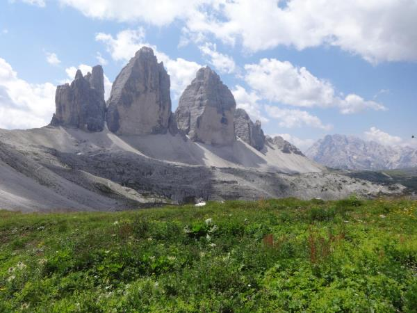 Dolomites cycling vacation in Italy