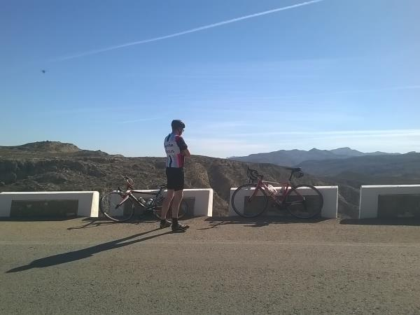 8 Day Road Cycling vacation in Southern Spain