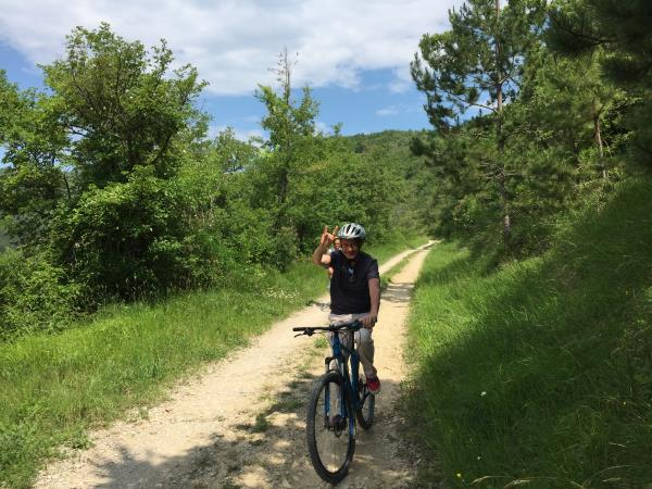 Istria family cycling vacation, Croatia