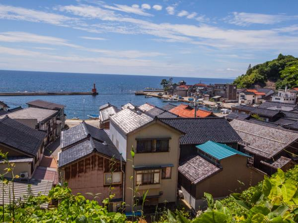 Japan self-guided cycling holiday, Noto Peninsula