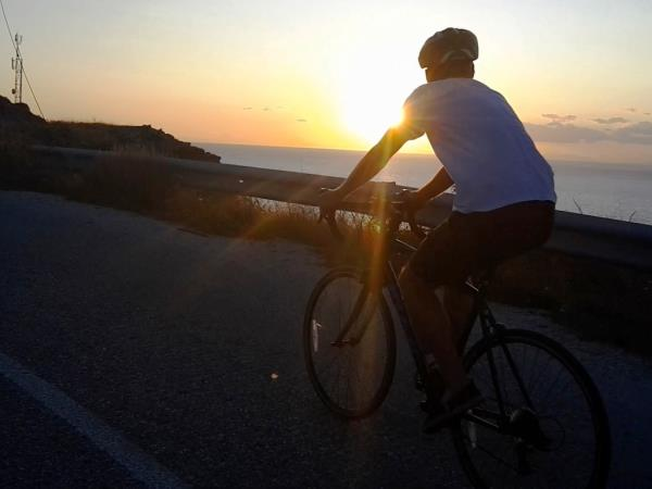 Western Crete biking vacation