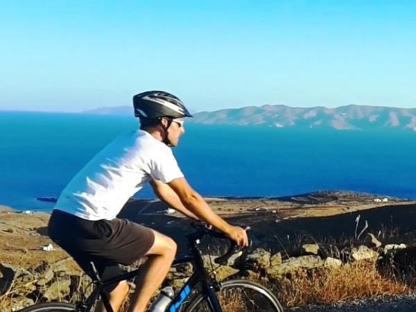 Eastern Crete cycling tour, Greece