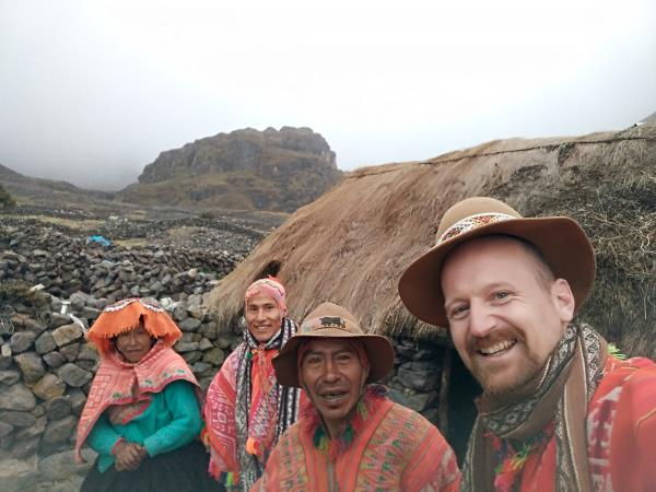 Hike the Lares trek in Peru