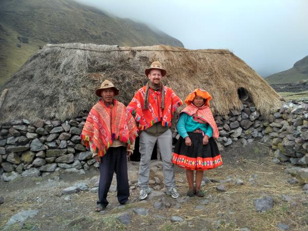 Peru trekking vacation, Lares