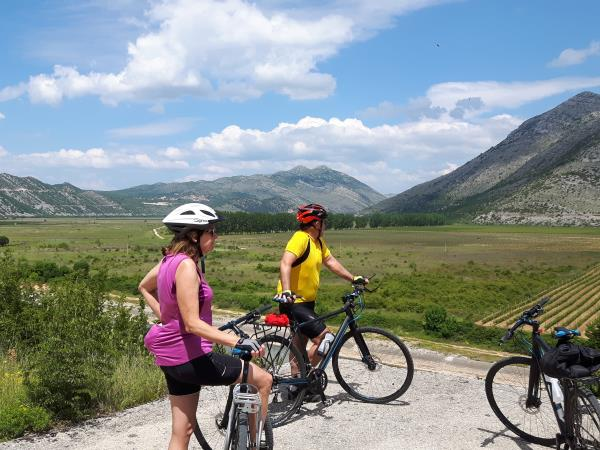 Croatia Ciro bike route tour, Dubrovnik to Mostar