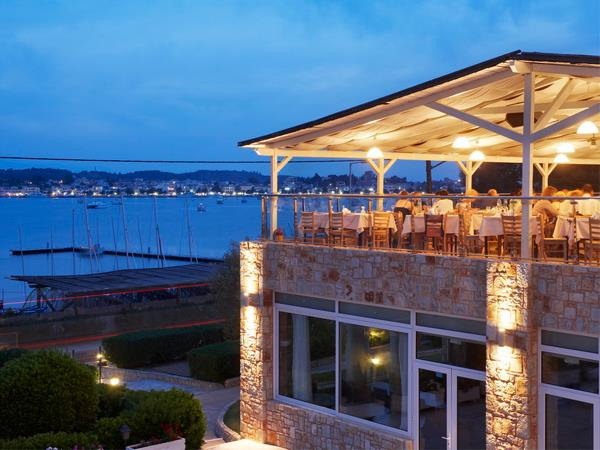 Greece multi activity vacation in Porto Heli, hotel based
