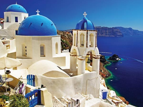 Greek Island cruising vacation